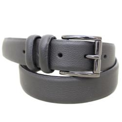 Entourage Men's Leather Dress Belt