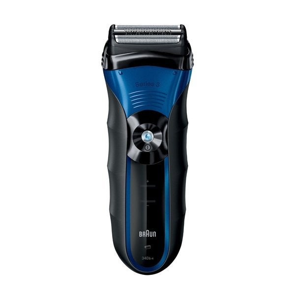 Braun Series 3-340s Wet/ Dry Electric Shaver
