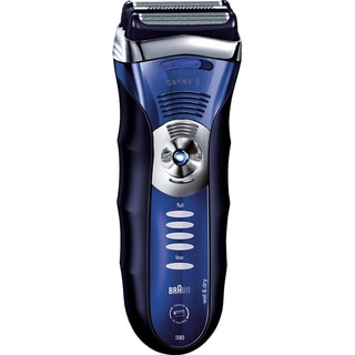 Braun Series 3-380 Wet and Dry Shaver