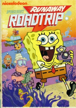 Spongebob Squarepants: Spongebob's Runaway Roadtrip (DVD)