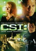 CSI: Crime Scene Investigation: The Complete Eleventh Season (DVD)