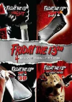 Friday The 13th (Deluxe Edition) (DVD)