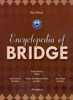 The Official ACBL Encyclopedia of Bridge (Hardcover)