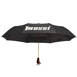 Mossi Black Compact Umbrella
