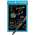 Improv Boogie Board Cyan LCD Writing Tablet