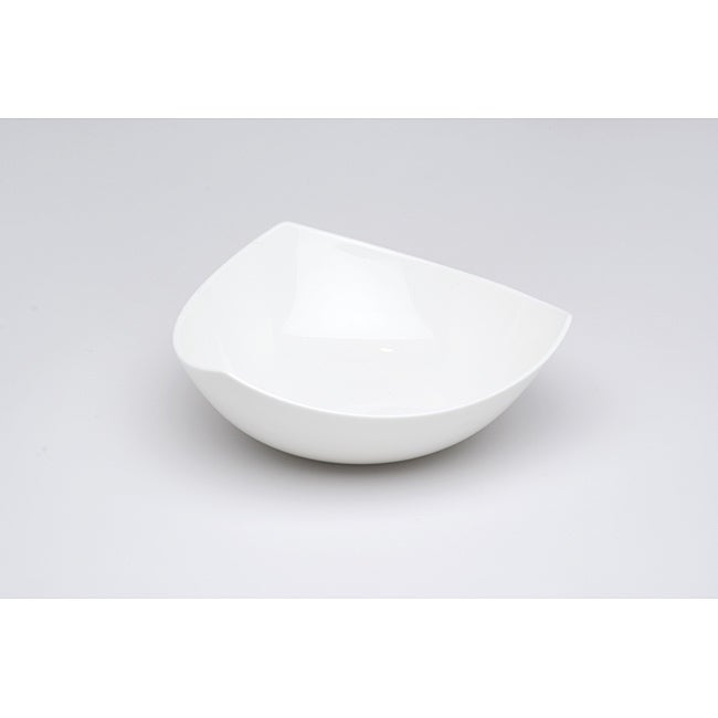Red Vanilla Extreme White Fruit Bowls (Set of 6)