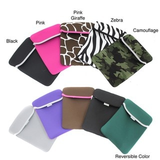 Rockland Reversible 14-inch Laptop/ Netbook Sleeve