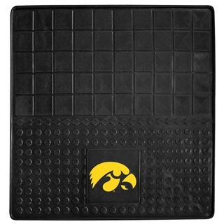 Fanmats University of Iowa Heavy Duty Vinyl Cargo Mat