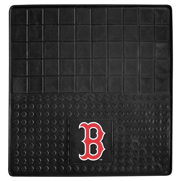 Fanmats Boston Red Sox Heavy Duty Vinyl Cargo Mat