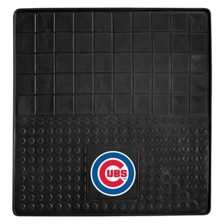 Fanmats Chicago Cubs Heavy Duty Vinyl Cargo Mat