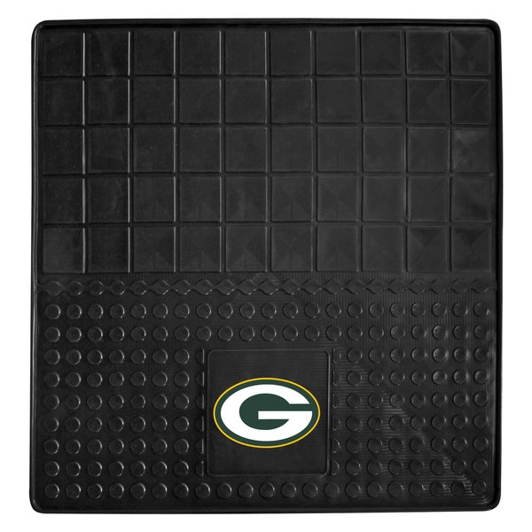Fanmats Green Bay Packers Heavy Duty Vinyl Cargo Mat