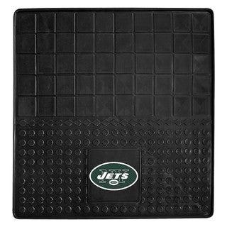 Fanmats New York Jets Heavy Duty Vinyl Cargo Mat