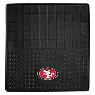 Fanmats San Francisco 49ers Heavy Duty Vinyl Cargo Mat