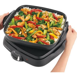 Hamilton Beach 38500 Skillet/Griddle Combo