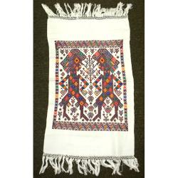 Cotton Backstrap Woven Mayan Tapestry (Guatemala)