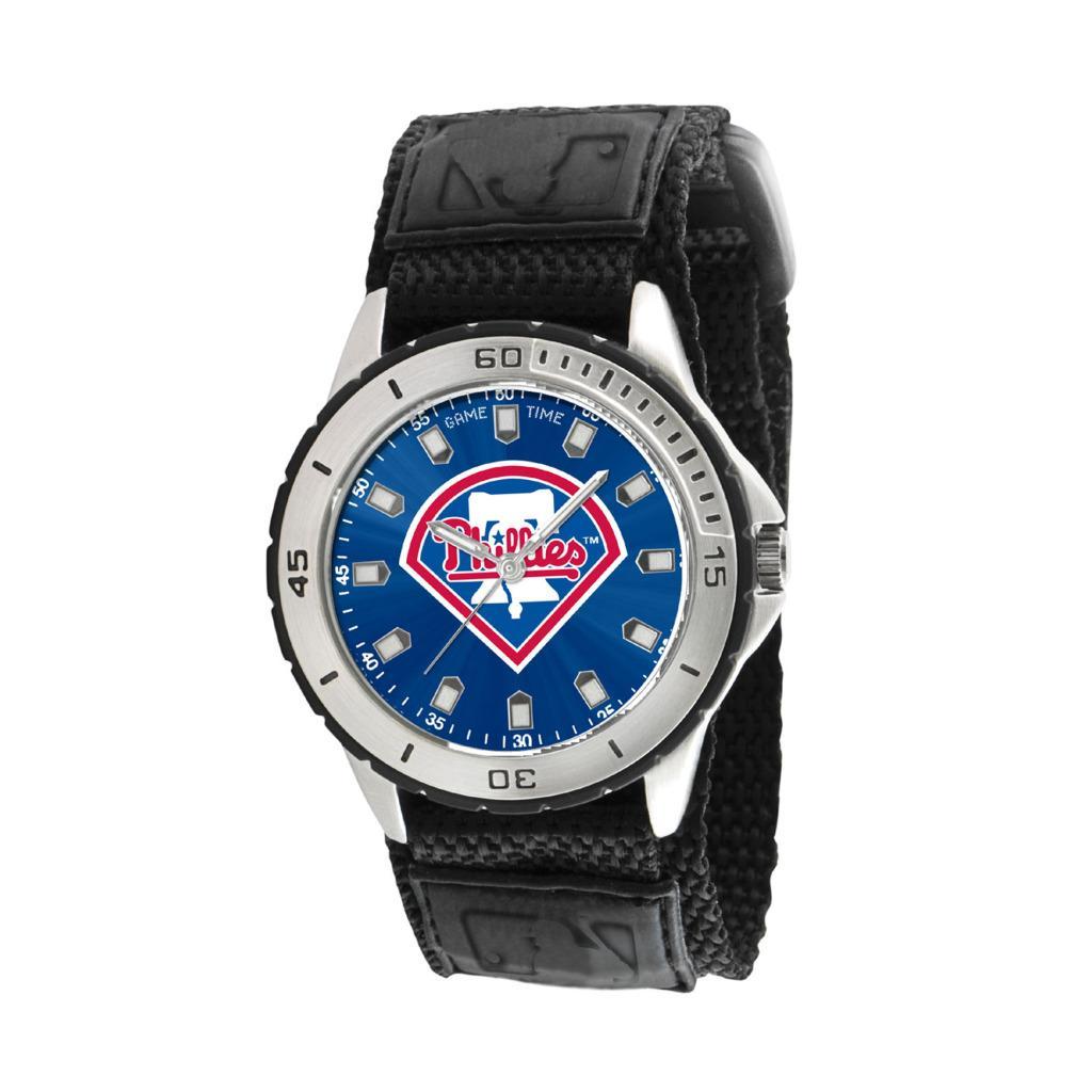 Game Time MLB Philadelphia Phillies Veteran Series Watch