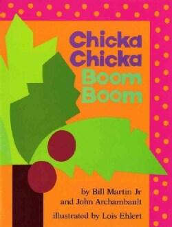 Chicka Chicka Boom Boom (Hardcover)