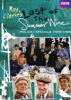 Last of the Summer Wine: Holiday Specials 1986-1989 (DVD)
