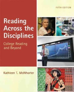 Reading Across the Disciplines: College Reading and Beyond (Paperback)