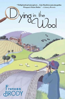 Dying in the Wool (Hardcover)