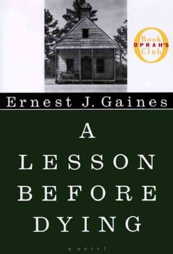 A Lesson Before Dying (Hardcover)