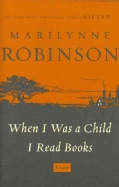 When I Was a Child I Read Books (Hardcover)