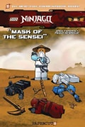 Lego Ninjago Masters of Spinjitzu 2: Mask of the Sensei (Paperback)