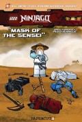 Lego Ninjago Masters of Spinjitzu 2: Mask of the Sensei (Paperback)