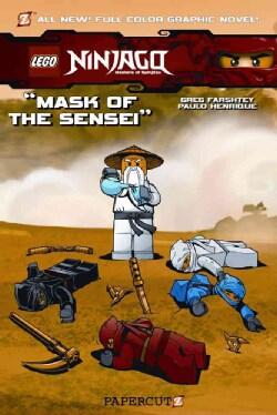Ninjago Masters of Spinjitsu 2: Mask of the Sensei (Hardcover)