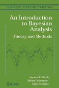 An Introduction to Bayesian Analysis: Theory and Methods (Paperback)