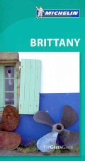 Michelin Green Guide Brittany (Paperback)
