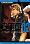 GTO 2: 14 Days in Shonan (Paperback)