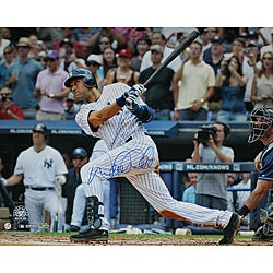 Steiner Sports Derek Jeter 3000th Hit Signed Photo