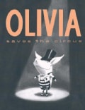 Olivia Saves the Circus (Hardcover)