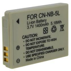 INSTEN Li-ion Battery for Canon NB-5L/ Canon PowerShot SD870