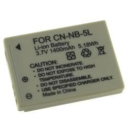 Li-ion Battery for Canon NB-5L/ Canon PowerShot SD870