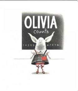 Olivia Counts (Board book)