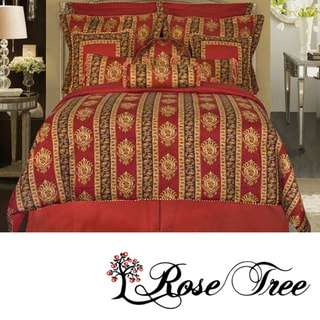 Kings Road 4-Piece Queen-size Comforter Set