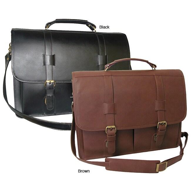 Amerileather Leather Executive Briefcase