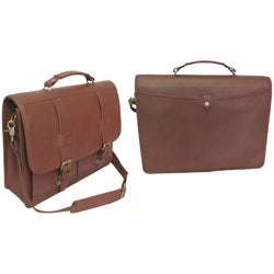 Amerileather Leather Executive Briefcase