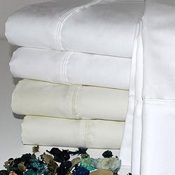 Egyptian Cotton 800 Thread Count Oversized Solid Sheet Set