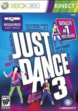 Xbox 360 - Just Dance 3