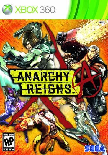 Xbox 360 - Anarchy Reigns
