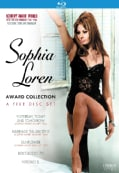 Sophia Loren: Award Collection (Blu-ray/DVD)