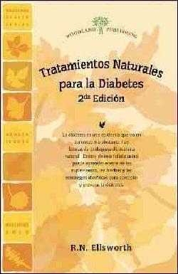 Tratamientos Naturales para la Diabetes / Natural Treatments for Diabetes (Paperback)