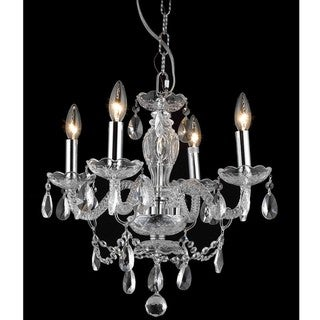 Crystal 57179 4-light Chandelier
