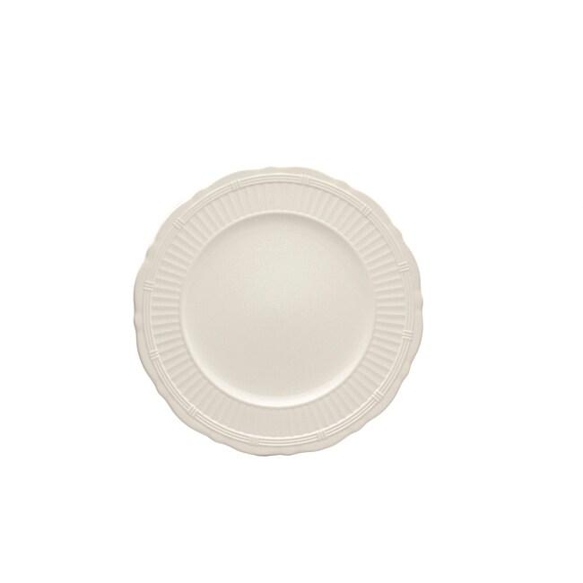 Red Vanilla Tuscan Villa 11-inch Dinner Plates (Set of 4)