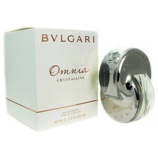Bvlgari 'Omnia Crystalline' Women's 2.2-ounce Eau de Toilette Spray