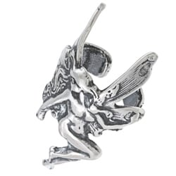 Silvermoon Sterling Silver Fairy Ear Cuff Earring