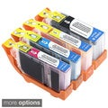 Canon Compatible Pixma MX700 Black/ Color Ink Cartridges  (Pack of 4)